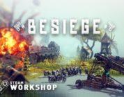 Il nuovo aggiornamento di Besiege presenta la modalità multigiocatore e l'editor di livelli