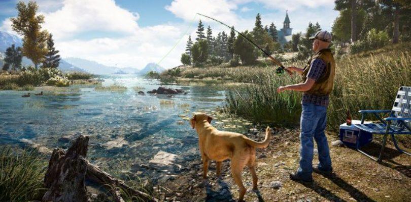 Il nuovo trailer di Far Cry 5 mostra la resistenza