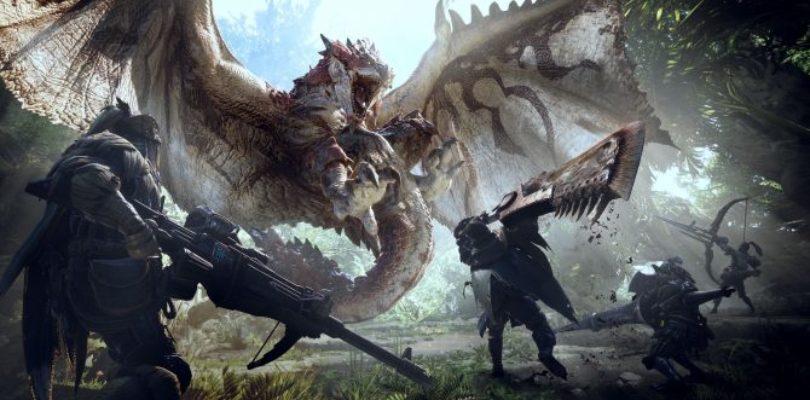Monster Hunter World – Un nuovo trailer mostra la storia, il mondo e tante altre caratteristiche