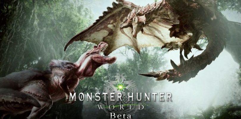 Monster Hunter World – La versione Beta arriva di nuovo questo mese