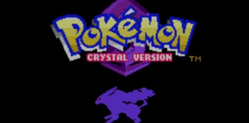 Pokémon Cristallo sta per arrivare su Nintendo 3DS