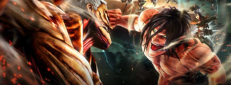 Attack on Titan 2 – Trailer rivela la data di uscita del gioco in Giappone