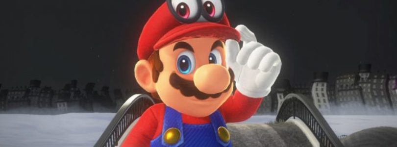 Super Mario Odyssey ottiene un altro breve trailer per le festività natalizie