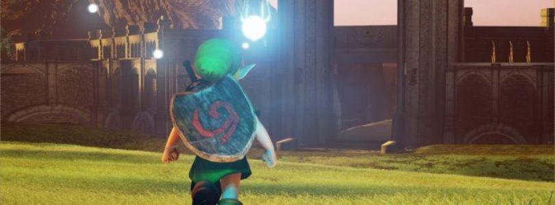 La foresta Kokiri di Zelda Ocarina Of Time ricreata in Unreal Engine 4
