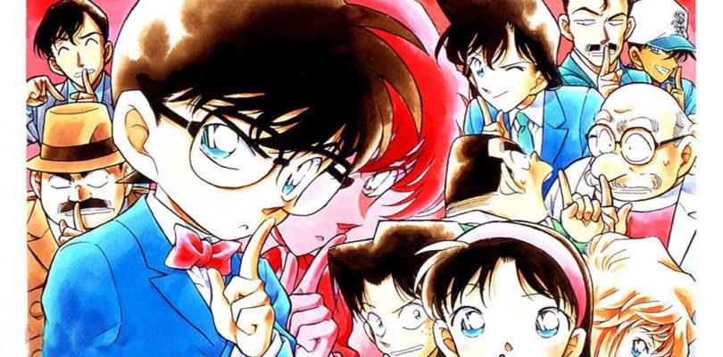 Detective Conan – Il manga in pausa per cure mediche