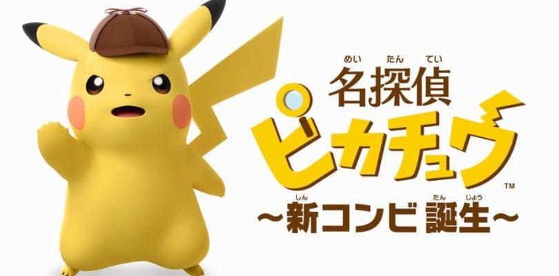 Detective Pikachu – Rivelata la data di uscita del film