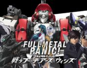 Full Metal Panic! Invisible Victory – Rivelata nuova visual e cast