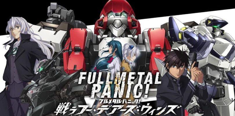 Full Metal Panic! Invisible Victory – Rivelata nuova visual e cast