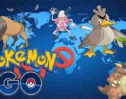 Pokemon Go – Arrivano i regionali della Terza Generazione