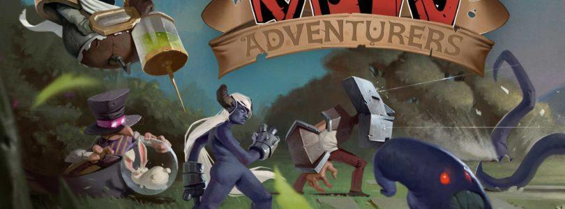 [RECENSIONE] Ragtag Adventurers