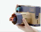 """[Nintendo Direct]La nuova """"esperienza"""" di Nintendo Switch è un bizzarro gioco fai-da-te chiamato Nintendo Labo"""