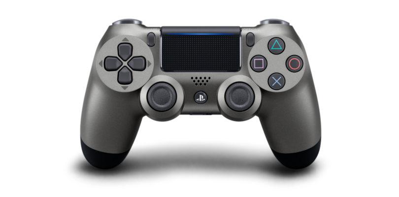 PlayStation aggiunge due nuovi colori alla famiglia DualShock 4