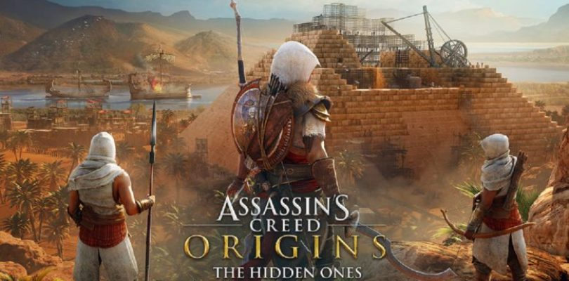 Assassin's Creed Origins – L'espansione THE HIDDEN ONES  disponibile e altro ancora