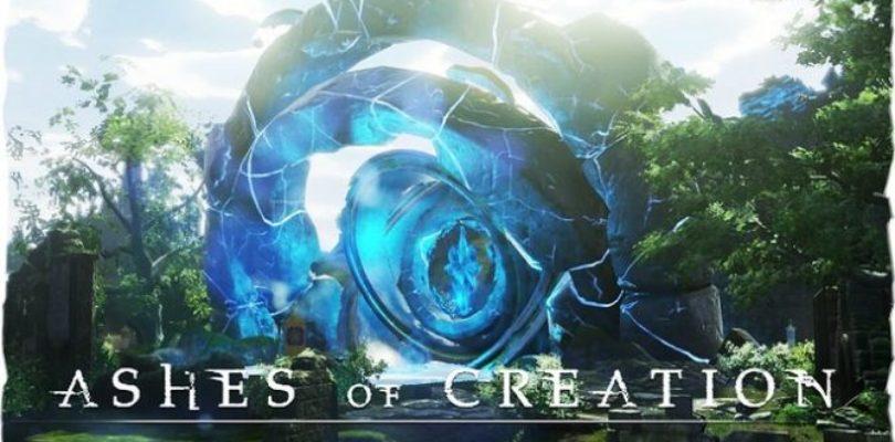 Ashes of Creation – Un trailer mostra  il bellissimo UnderRealm e la sua grafica impressionante