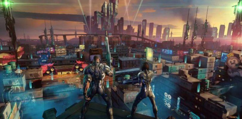 Lo Sviluppatore di Crackdown 3 acquisisce Newcastle Studio