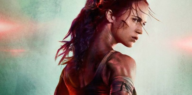 Tomb Raider Film – Interpretato da Alicia Vikander ottiene il suo secondo trailer ufficiale