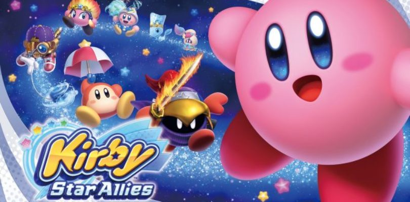 Kirby Star Allies in arrivo su Nintendo Switch