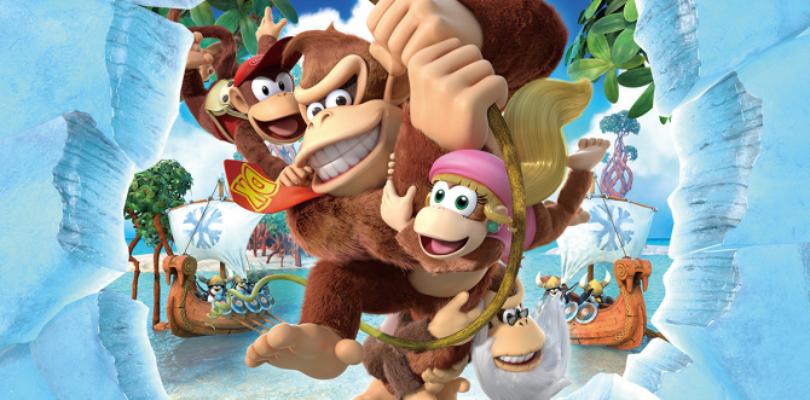 Donkey Kong Country: Tropical Freeze  porta il freddo su Nintendo Switch