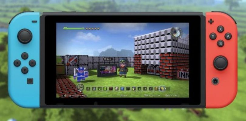 La demo di Dragon Quest Builders ora disponibile su Nintendo Switch eShop