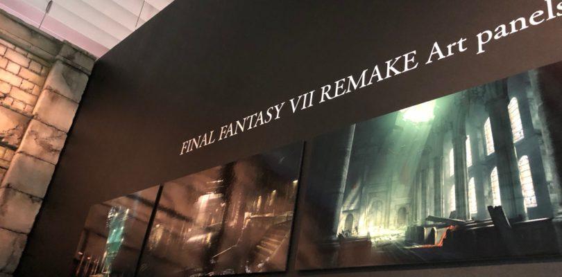 Nuove immagini per Final Fantasy VII Remake rivelate