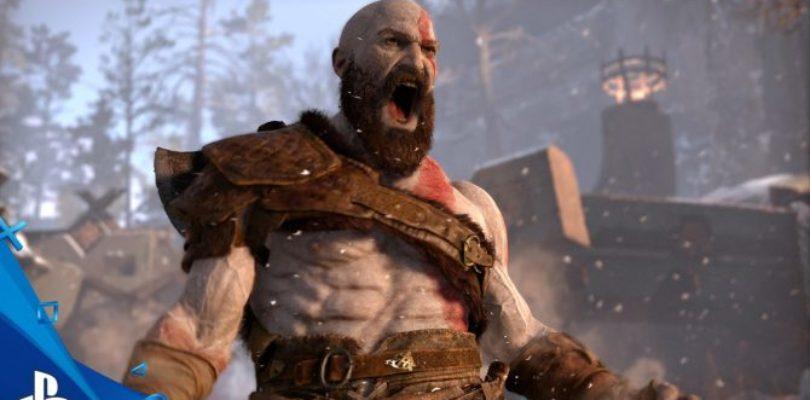 La data di rilascio di God of War sarà presto annunciata da Sony Producer