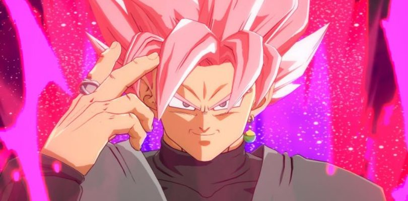 Dragon Ball Fighter Z -Nuovo trailer focalizzato su Goku Black