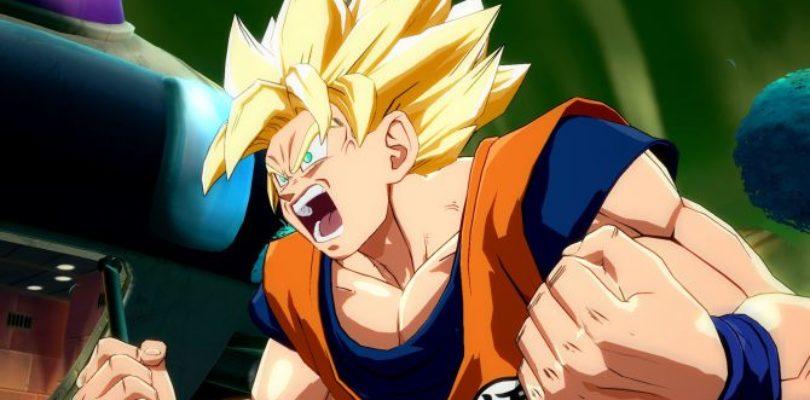 Dragon Ball FighterZ riceve un trailer di lancio con l'action pack