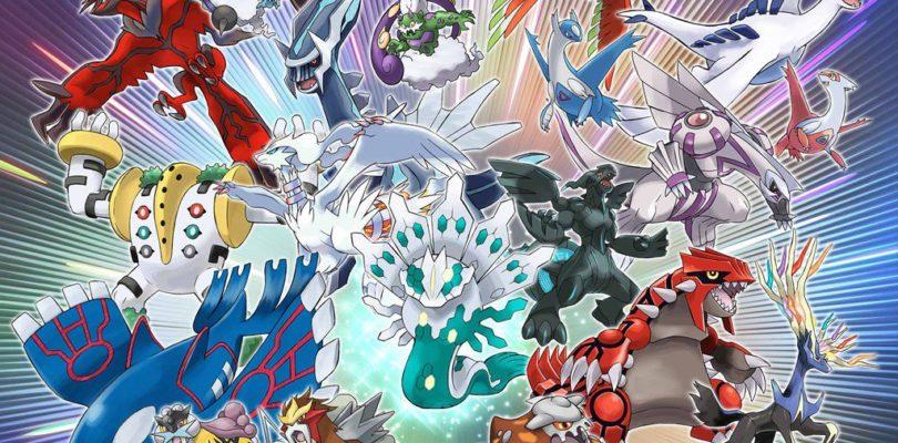 The Pokemon Company International – Il 2018 sarà l'anno dei Pokemon Leggendari