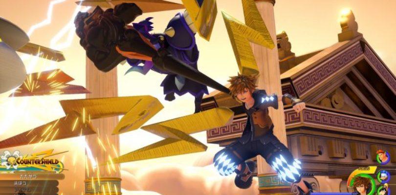 Square Enix rivela una nuova action figure di Sora di Kingdom Hearts III