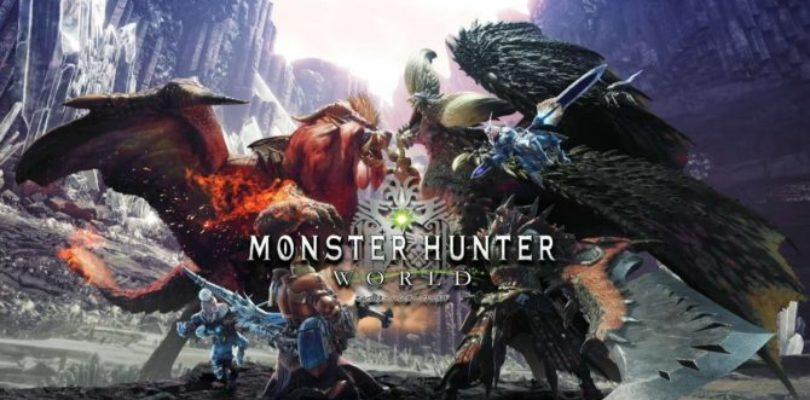 Monster Hunter World – Un nuovo trailer mostra gloriosi combattimenti e molto altro