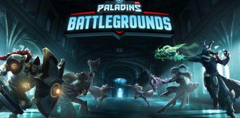Paladins: Battlegrounds annunciato al HRX 2018, unione di Overwatch e PUBG