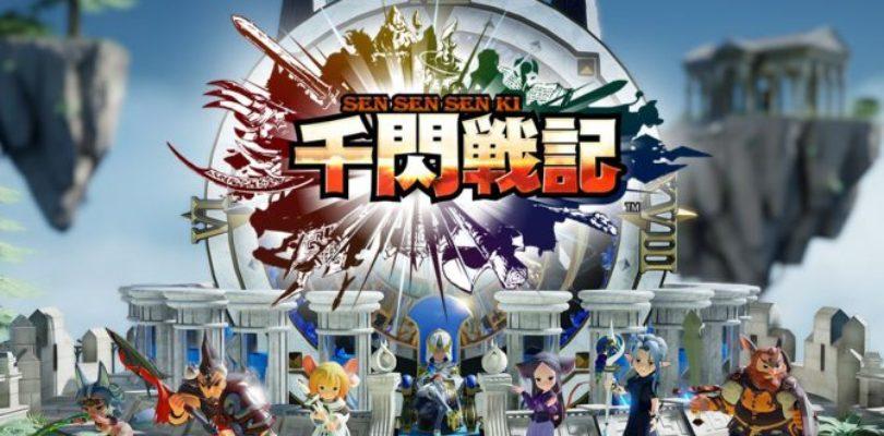 Il misterioso nuovo gioco di Sega è stato rivelato: è un titolo arcade, Sensen Senki