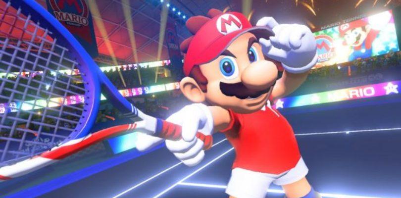 Mario Tennis Aces rivelato insieme ad una data approssimativa