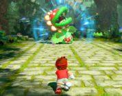 Primi screenshot di Mario Tennis Aces