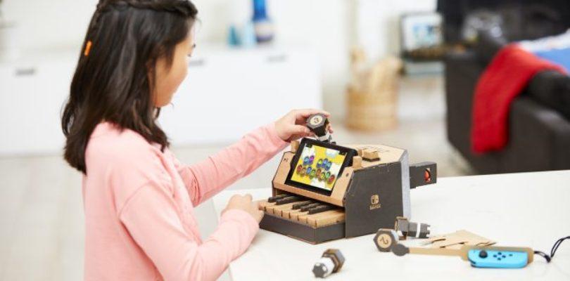 Prova Nintendo Labo Early al Nintendo Labo Studio Events a New York e San Francisco