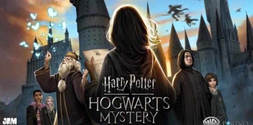 Harry Potter: Hogwarts Mystery riporta i giocatori nel mondo dei maghi con il primo trailer