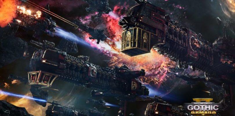 Un nuovo trailer rivela le novità di Battlefleet Gothic: Armada 2