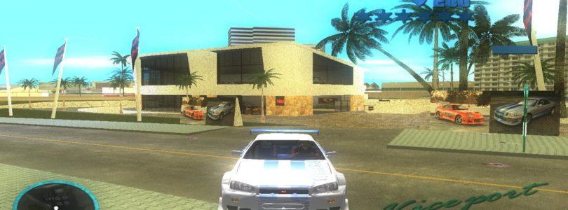 Il ritorno in versione rivisitata in HD di GTA Vice City? Ecco un pacchetto texture da parte di un modder