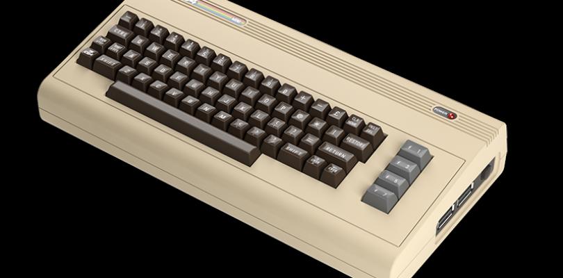 The C64 Mini – Rivelata la data di uscita per il computer più famoso al mondo