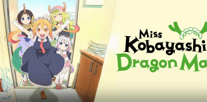 [RECENSIONE] MISS KOBAYASHI'S DRAGON MAID