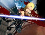 Attack on Titan 2 riceve un nuovo trailer che mostra una nuova modalità ed il multiplayer