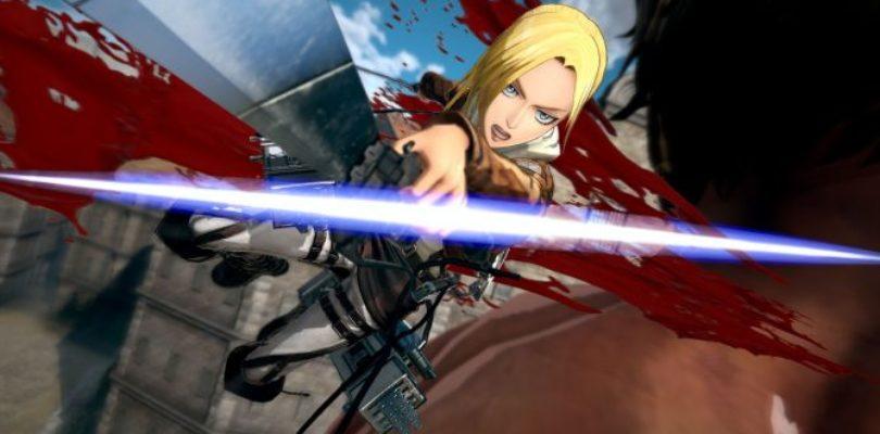 Attack on Titan 2 –  Nuovo gameplay mostra le caratteristiche di combattimento