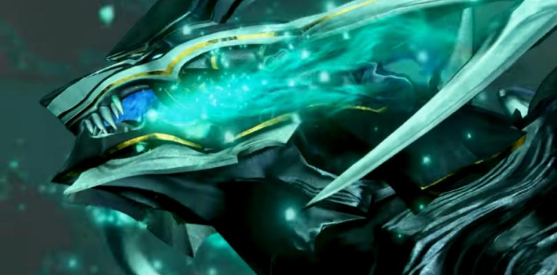 Square Enix rivela una bellissima nuova Figure di Bahamut di Final Fantasy