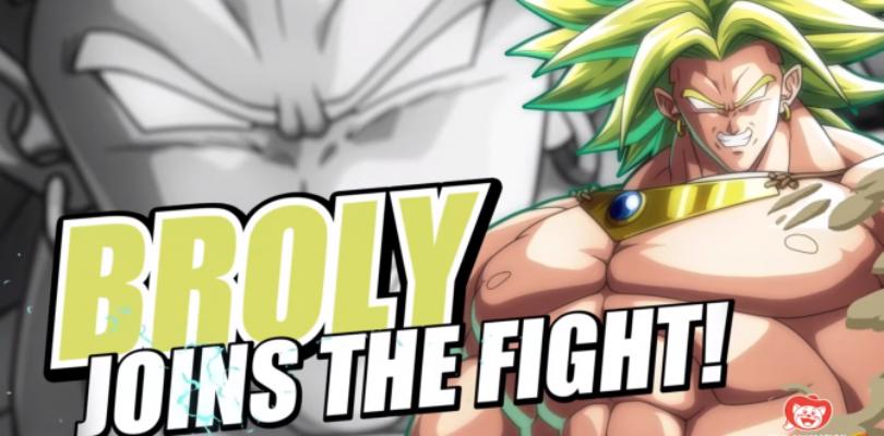 Dragon Ball FighterZ – I Personaggi Bardock e Broly ricevono trailer