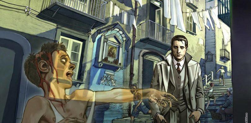 La condanna del Sangue – Trailer del secondo volume del Commissario Ricciardi a fumetti