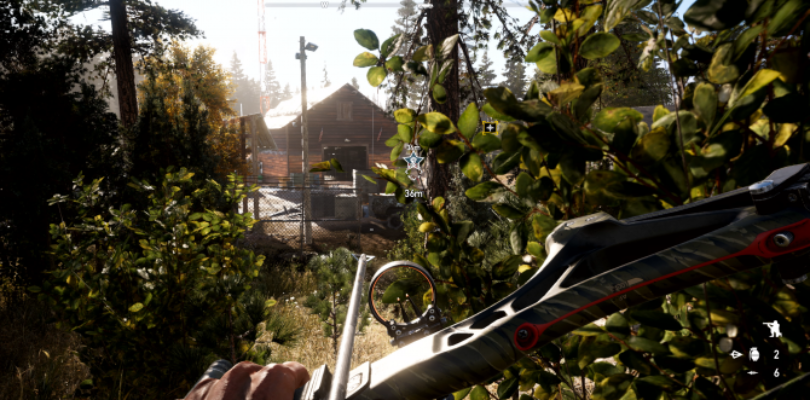Far Cry 5 – Un video in 4K mostra un gameplay divergente