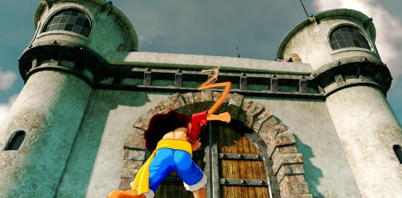 One Piece: World Seeker Ottiene il suo primo trailer in 4K e nuove schermate