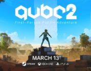 QUBE 2 – Finalmente rivelata la data di uscita su PlayStation 4, Xbox One e PC