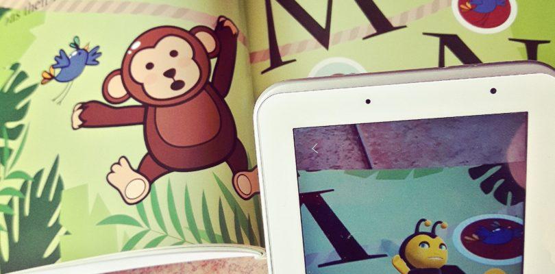 ELLYBEE – L'app che dà vita ai libri con la realtà aumentata