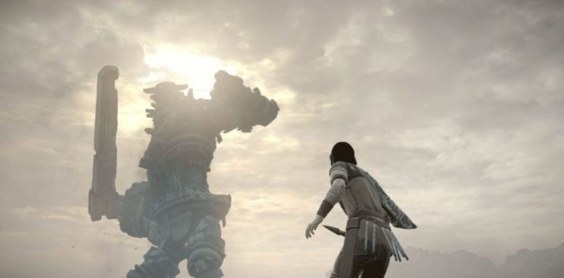 Nuova spada nascosta in Shadow of the Colossus su PS4 Scoperta durante una Livestream